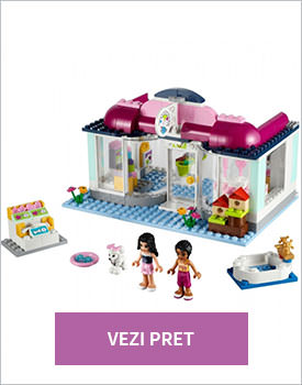 Lego Friends Salonul animalutelor din Heartlake