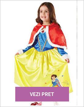 Costume Halloween copii Alba ca Zapada