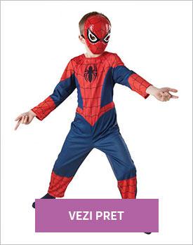 Costum Spiderman