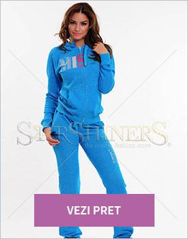 Set sport MissQ Outgoing Flavour albastru