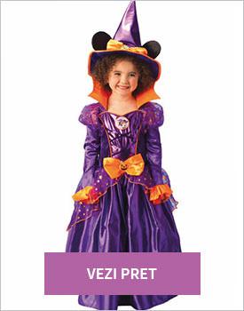 Costum Vrajitoarea Minnie Mouse