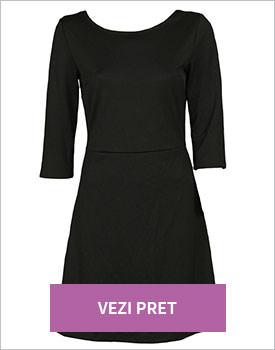 Rochie Vero Moda Dante negru
