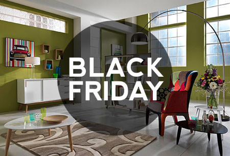 Black Friday Decor modern