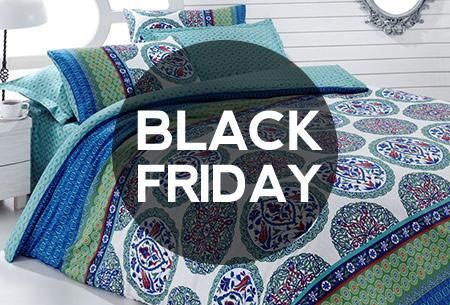 Black Friday Textile decorative