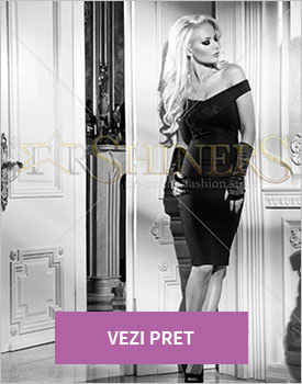 Rochie Mexton Above Perfume negru