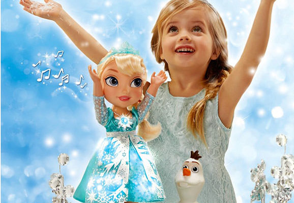 Papusi Elsa din Frozen – ce modele poti cumpara online