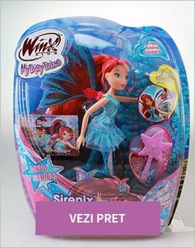 Papusa Winx Sirenix Fairy