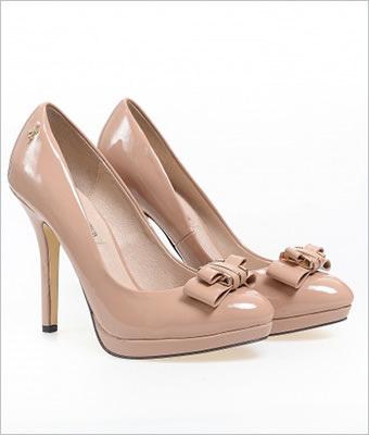 Pantofi cu toc de dama Menbur