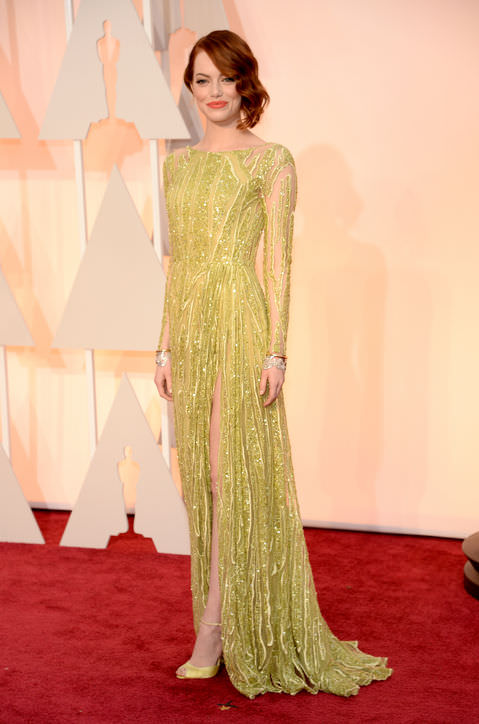 2emma-stone-yellow-sequin-dress-oscars-2015-h724