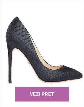 Pantofi Tabitha negru
