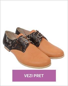 Pantofi Oxford Nina