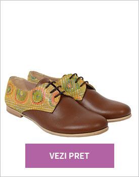 Pantofi Oxford Monroe