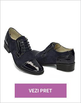 Pantofi Oxford Milena