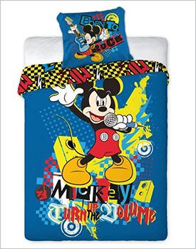 Lenjerie de pat Mickey