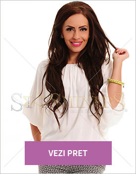 Bluza Simple Touch alba