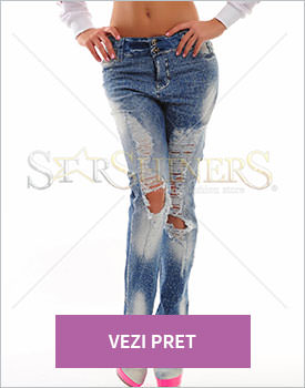 Jeans Mexton Global Shine