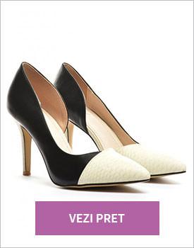 Pantofi Ban negri