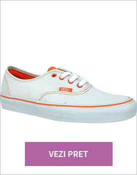 Tenisi unisex Vans Authentic albi