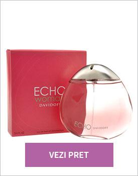 Apa de parfum Davidoff Echo pentru femei