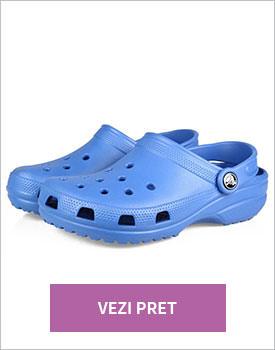 Papuci Classic albastru