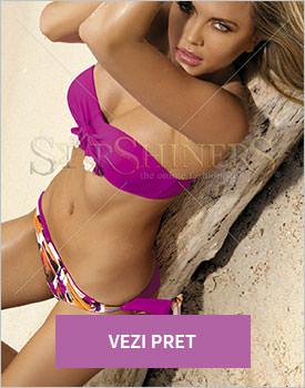 Costum de baie Caressing Sun violet
