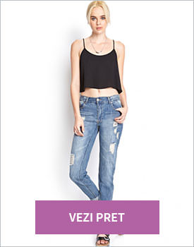 Boyfriend jeans Forever21