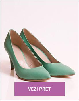 Pantofi dama de piele Possums