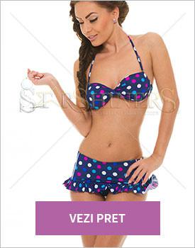 Costum de baie Summer Kiss bleumarin
