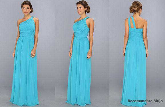 rochie donna morgan potrivita pentru nasa la nunta