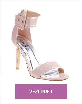 Sandale Fany beige
