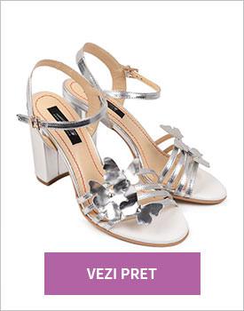 Sandale din piele naturala Fiore