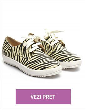 Pantofi sport Lamia bej