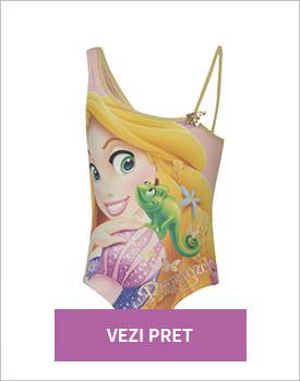 Costum de baie fetite Disney Princess Rapunzel