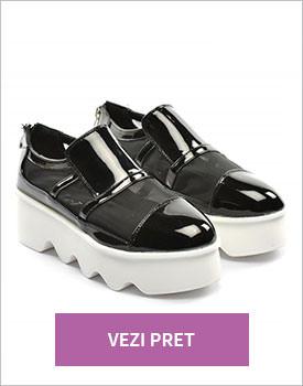 Pantofi sport Sedyn negri