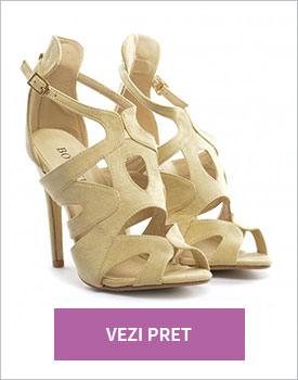 Sandale Prano bej