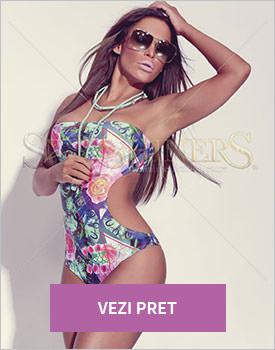 Costum de baie MissQ Hot Time violet