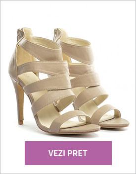 Sandale Milan bej