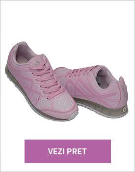 Pantofi sport dama roz Uma