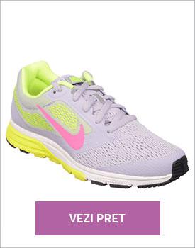 Pantofi sport Nike gri