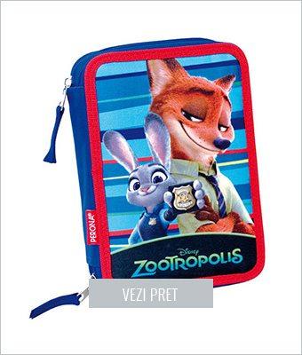 Penar echipat Zootropolis