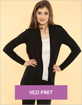Cardigan negru Be You
