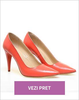 Pantofi corai Release