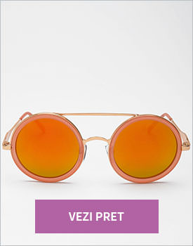 Ochelari de soare Top Secret rotunzi