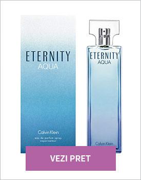 Apa de parfum Eternity Aqua