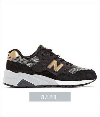 Pantofi sport New Balance negri