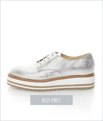 Pantofi Oxford Zee Lane