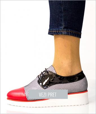 Pantofi Thea Visconti