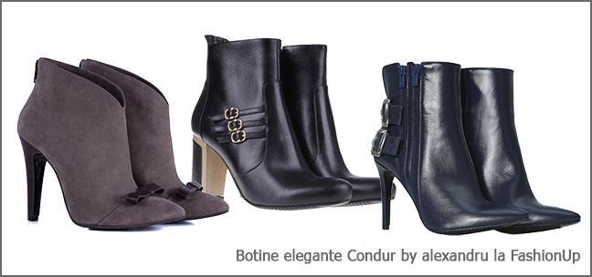 Botine Condur by alexandru la fashionup