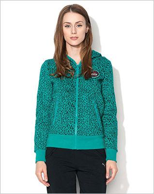 Hanorac Puma verde