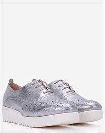 Pantofi oxford piele naturala Young